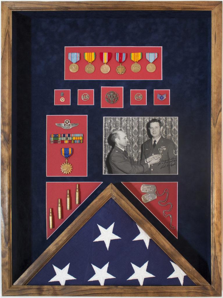 military-frame
