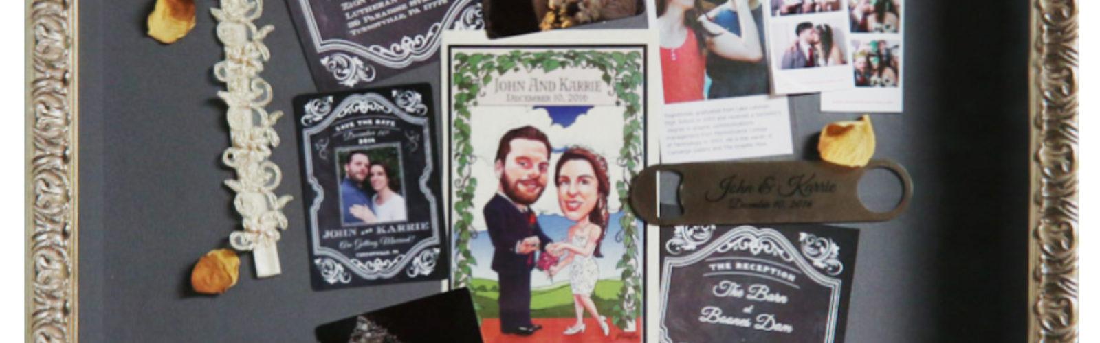 weddingshadowbox